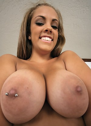 Big Tits Nipple Piercing Porn Pictures